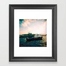 Maldives 02 02 Framed Art Print