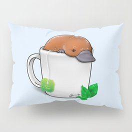 Pla-TEA-pus Pillow Sham