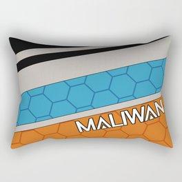 Borderlands Maliwan Brand Rectangular Pillow