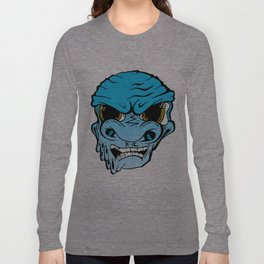 SKA face Long Sleeve T-shirt