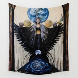Between the Worlds Wall Tapestry