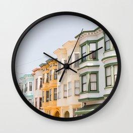 North Beach Wall Clock