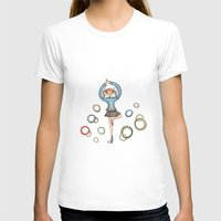 dancer T-shirts featuring Dancer by Catru