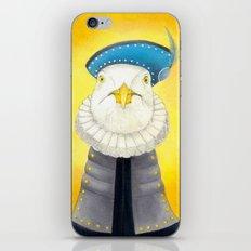 Sir Gull iPhone & iPod Skin