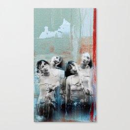 Four shades Canvas Print