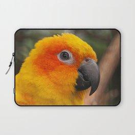 Sun conure parrot Laptop Sleeve