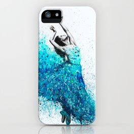 Tropical Reef Dance iPhone Case