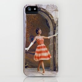 Out of these Waters iPhone Case