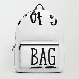 Tote Bag Design Bag Full of Goodies Backpack
