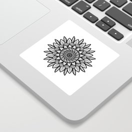 Circle is back Sticker