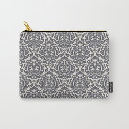 Beautiful Pattern #6 Damask flowers #1 Carry-All Pouch