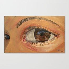 Emotional Canvas Print