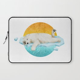 Too Much To Bear Laptop Sleeve