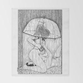 asc 514 - La fille qui aimait la pluie (Rider on the storm) Decke