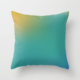 Intertidal 005 Throw Pillow