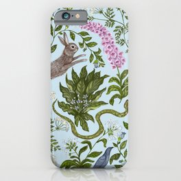 Perilous Garden iPhone Case