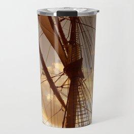 SAILS AT DUSK Travel Mug