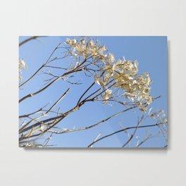 ded flowers II Metal Print