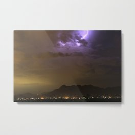 Wickedly Awesome Metal Print