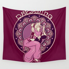 Dreaming of Jeannie Wall Tapestry