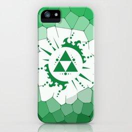 Legend Of Zelda Triforce iPhone Case