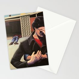 Mid Century Modern Stationery Cards
