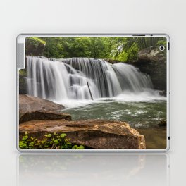 Mill Creek Falls, Ansted, West Virginia Laptop & iPad Skin