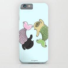 Merpug aka pisces pug! Slim Case iPhone 6s