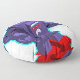 Robot Floor Pillow