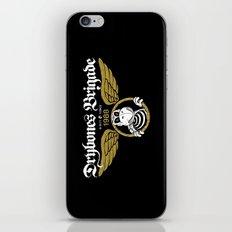 DryBones Brigade iPhone & iPod Skin