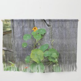 The Garden Wall Wall Hanging