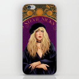 Stevie Nicks Tarot The High Priestess iPhone Skin