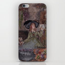 Potions iPhone Skin