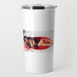 Gothess Bathory Travel Mug