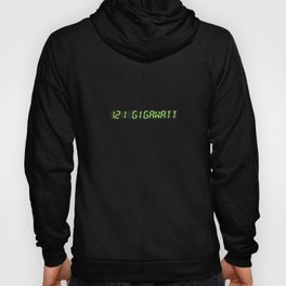1.21 Gigawatt - Back to the future Hoody