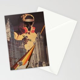 Vaccination of Metropolis Stationery Cards
