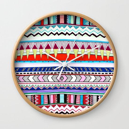 VIVID HUYANA Wall Clock