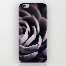 DARKSIDE OF SUCCULENTS II iPhone Skin