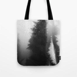 What Lies Down Hidden Rain Drenched Paths Tote Bag