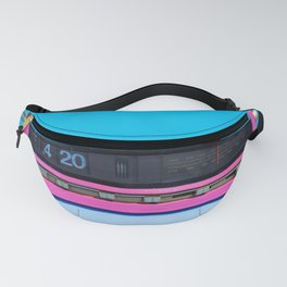 Tune in, Tune out Fanny Pack