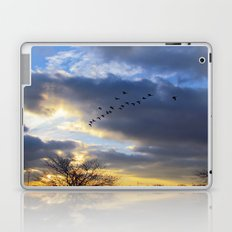 Morning Flock Laptop & iPad Skin