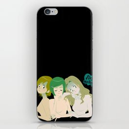 greengirlz iPhone Skin