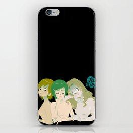 greengirlz iPhone Skin