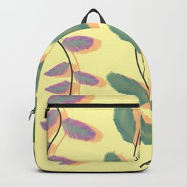 Different Kinds of Leaves Backpack