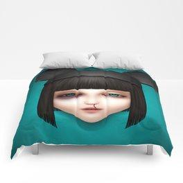 Misfit - Abigail Comforters