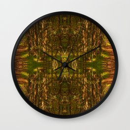 HagonStone Forest Wall Clock