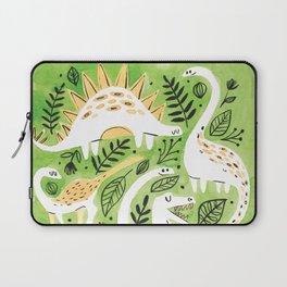 Dinosaur Forest Laptop Sleeve