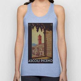 Old Ascoli Piceno Unisex Tank Top