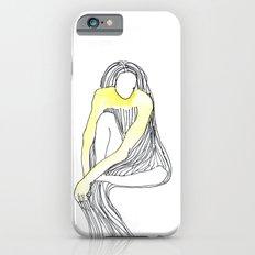 yellow dress Slim Case iPhone 6s