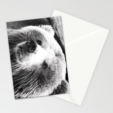 A curious mind Stationery Cards
